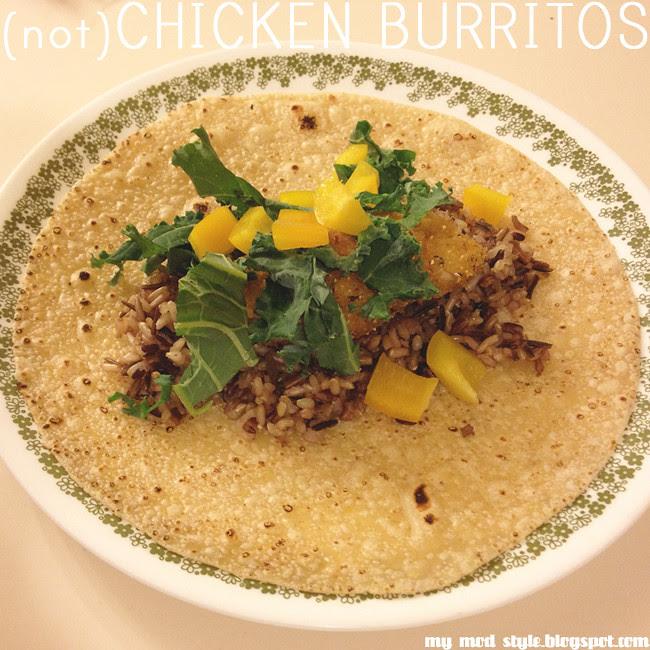 Chickenless Burritos2