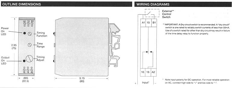 33 Potter Brumfield Relay Wiring Diagram