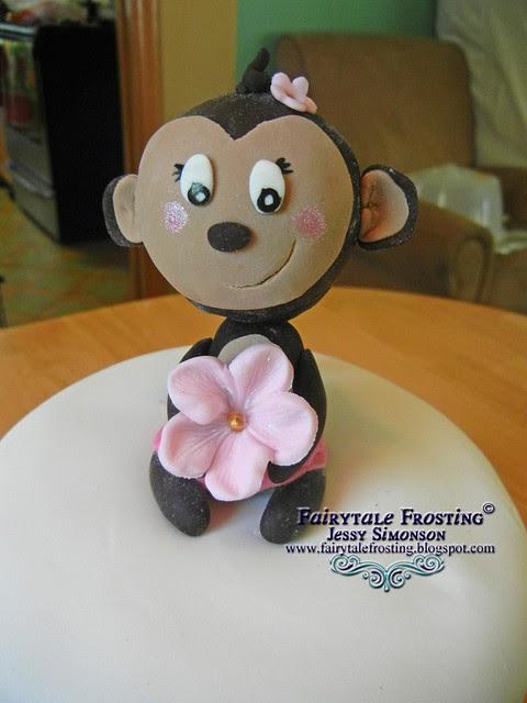 BLOG Monkey Character