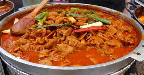 100 món ăn đường phố Hàn Quốc không nên xem vào đêm khuya