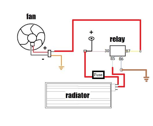 34 Fan Relay Wiring Diagram