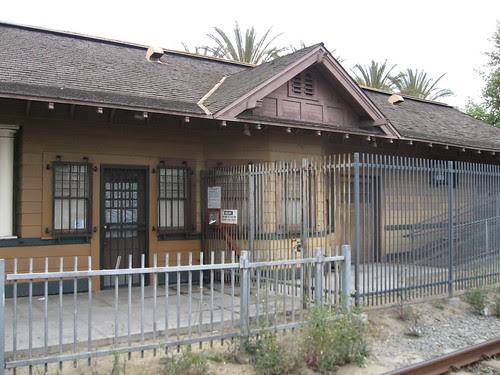 Watts Station