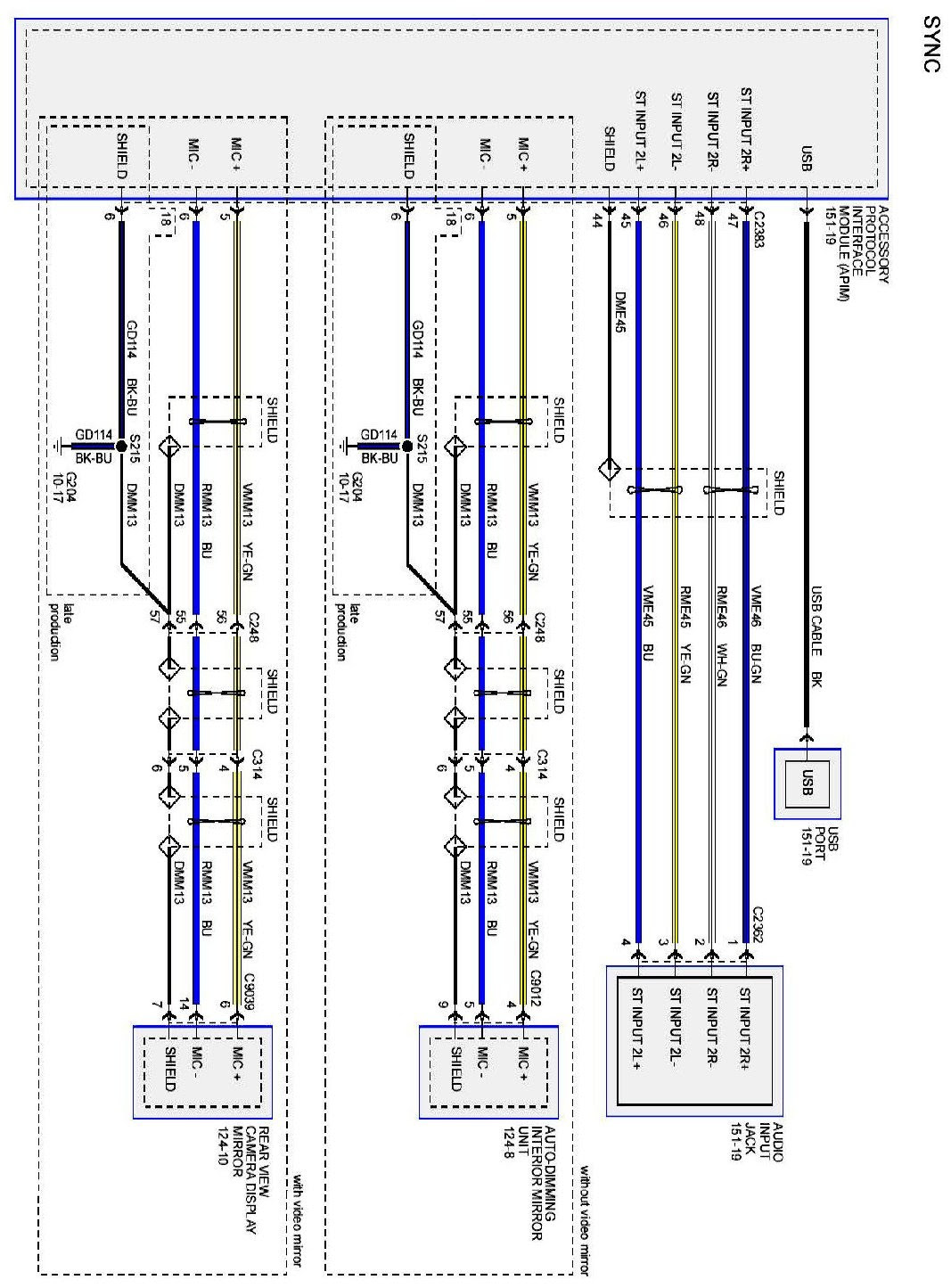 2be64d 2006 F250 Wiring Diagrams Electrical Systems Wiring Library