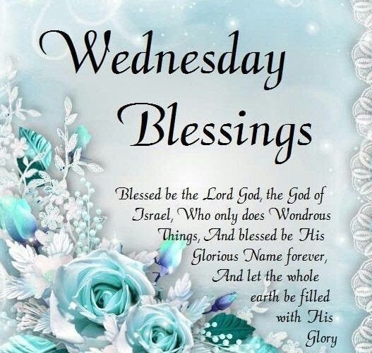 Blessed By The Lord Wednesday Blessing Quote Pictures Photos And