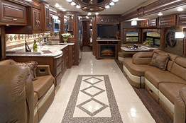 Daniel S Bridger S Trucking Blog Million Dollar Motorhomes