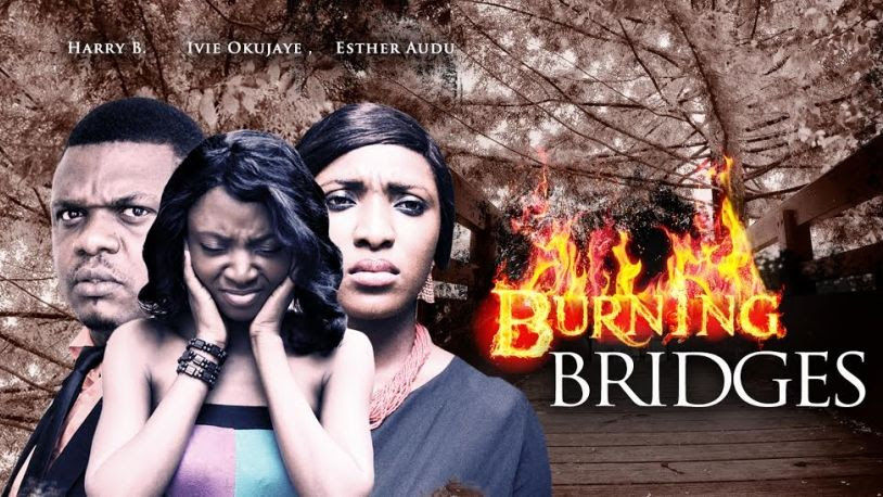 Movie Review: 'Burning Bridges' Is it okay for your husband to have a female best friend?