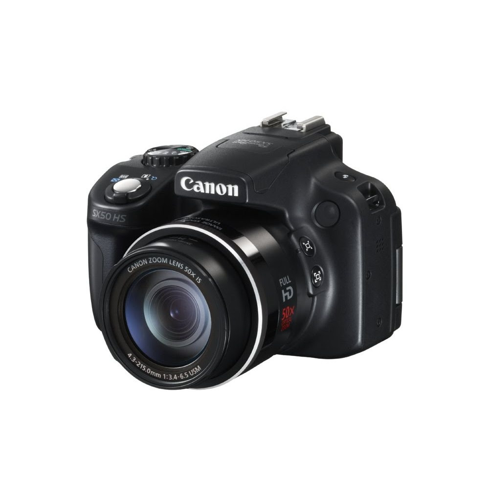 Canon PowerShot SX50 HS Digital Camera  Canon from Powerhouse.je UK