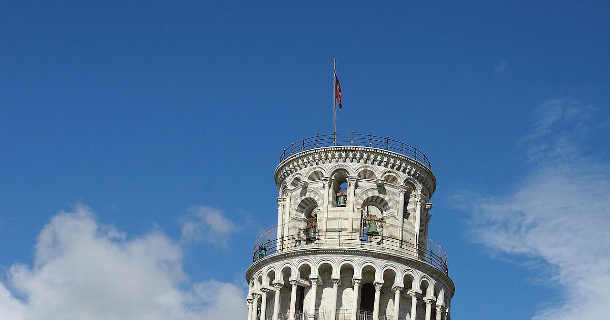 foto de En marcha con 4 C: ¿Por qué la Torre de Pisa está inclinada?