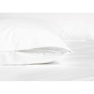 Laura Ashley 450 Thread Count Luxury Down Pillow from Sears.