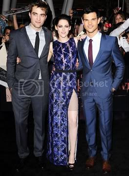 The Twilight Saga Breaking Dawn Part 1 Premiere: Fashion Styles