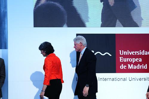Bill Clinton@UEM