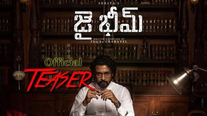 Surya 'Jai Bheem' movie in November | Upcoming Movie updates