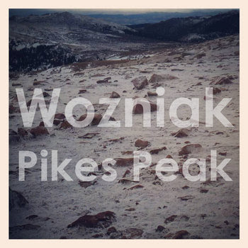 Pikes Peak cover art