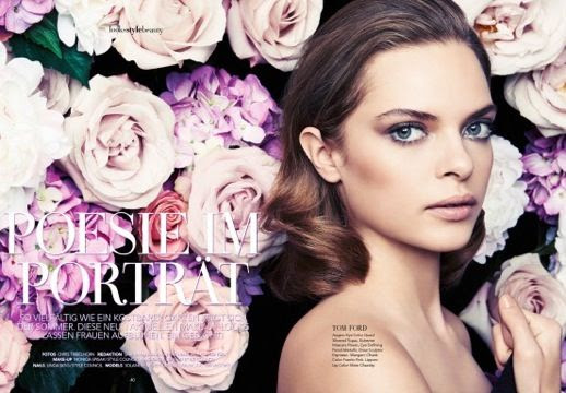 LE FASHION BLOG BEAUTY POST SI STYLE MAGAZINE POESIE IM PORTRAIT BEAUTY EDITORIAL ACCENTED BRONZED CHEEK BONES BLUSH SOFT SIDE SWEPT CURLS NUDE LIPSTICK VIOLET EYESHADOW FLORALS FLOWERS ROSES Photographer: Chris Tribelhorn Models: Solange - Marilyn Olivia - Model Management Make up: Monica Spisak Hair: Rachel Bred Nails: Linda Sigg 2 photo LEFASHIONBLOGBEAUTYPOSTSISTYLEPOESIEIMPORTRAIT2.jpg