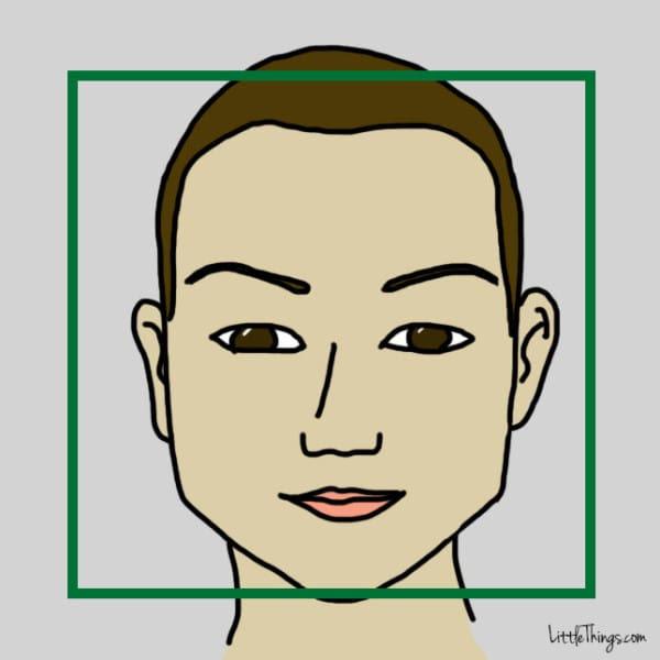 شكل وجهك وشخصيتك