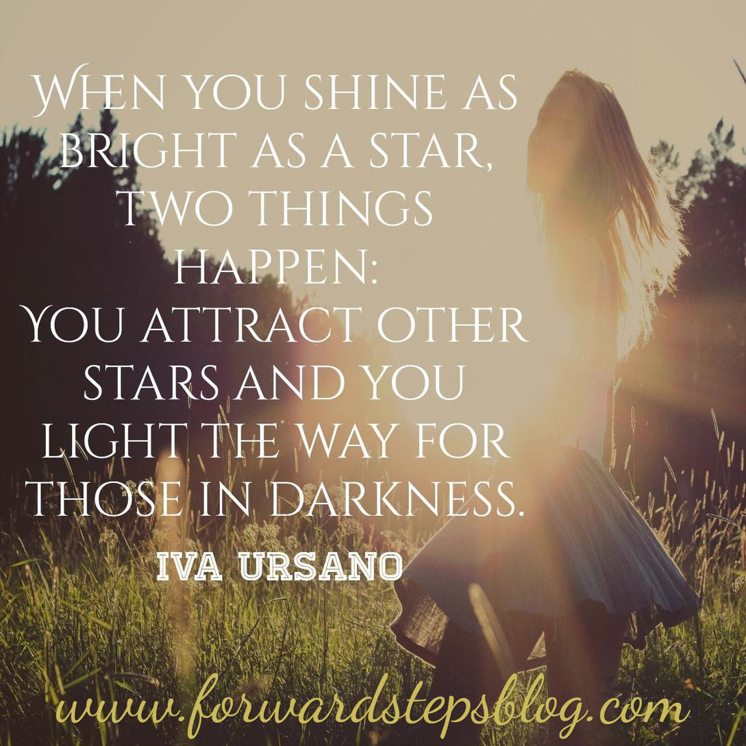 Shine Like A Star Inspiring Self Improvement Quotes