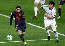 Messi y Khedira