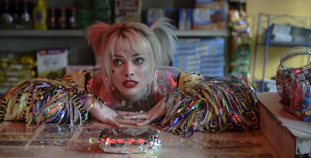 Birds of Prey et la fantabuleuse histoire de Harley Quinn : Photo Margot Robbie