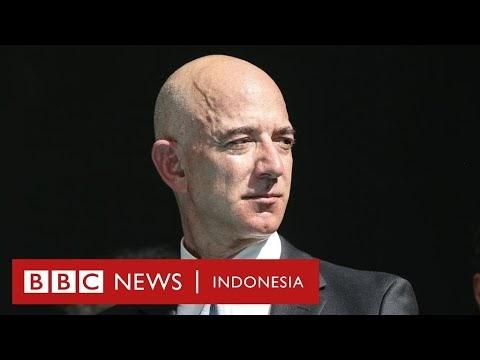Jeff Bezos, Orang Terkaya Dunia yang Ingin Menaklukkan Antariksa