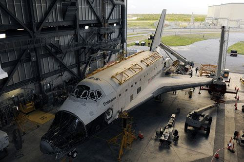 The retired space shuttle Endeavour will be transported to the California Science Center in Los Angeles for permanent public display this August.