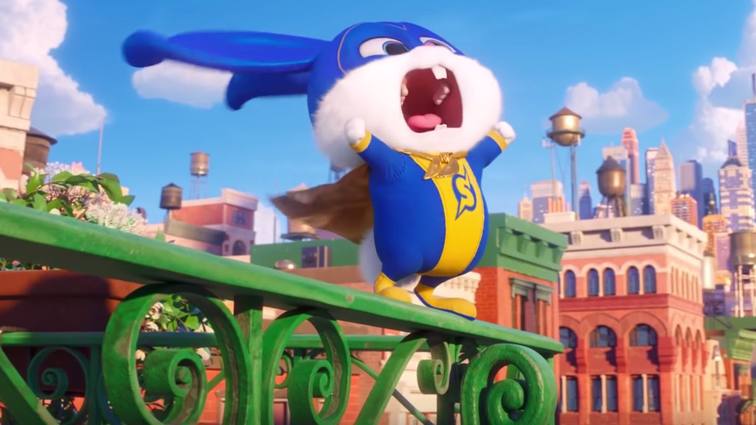 The Snowball Trailer Has Been Released For The Secret Life Of Pets