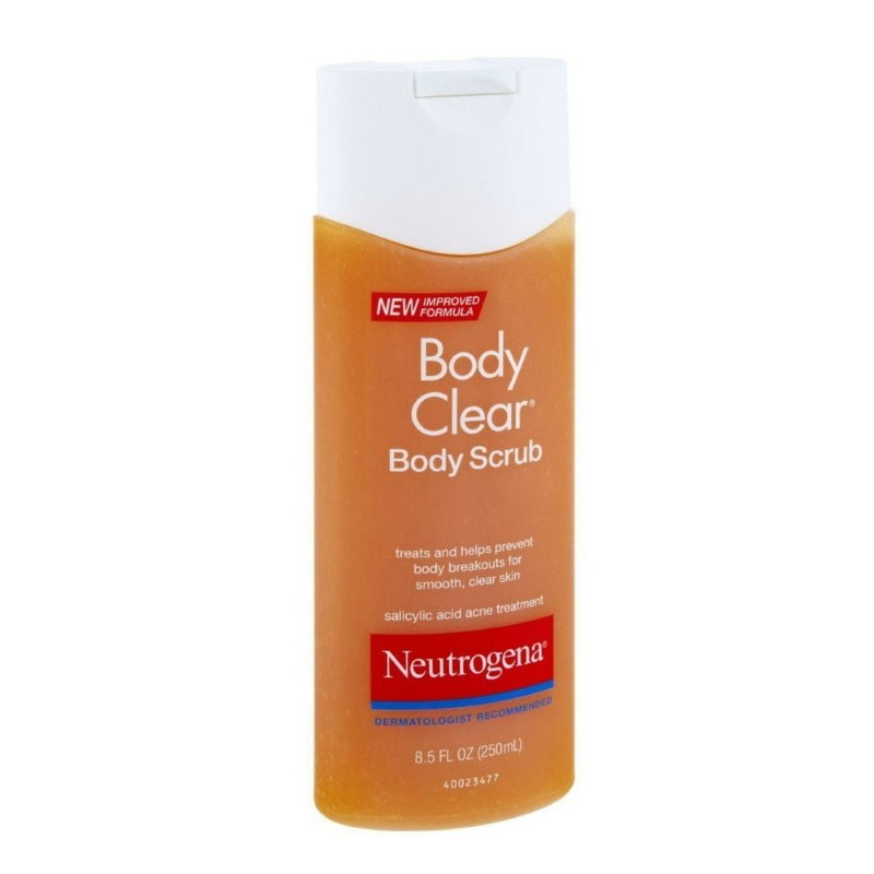 Neutrogena Body Clear Body Scrub 1