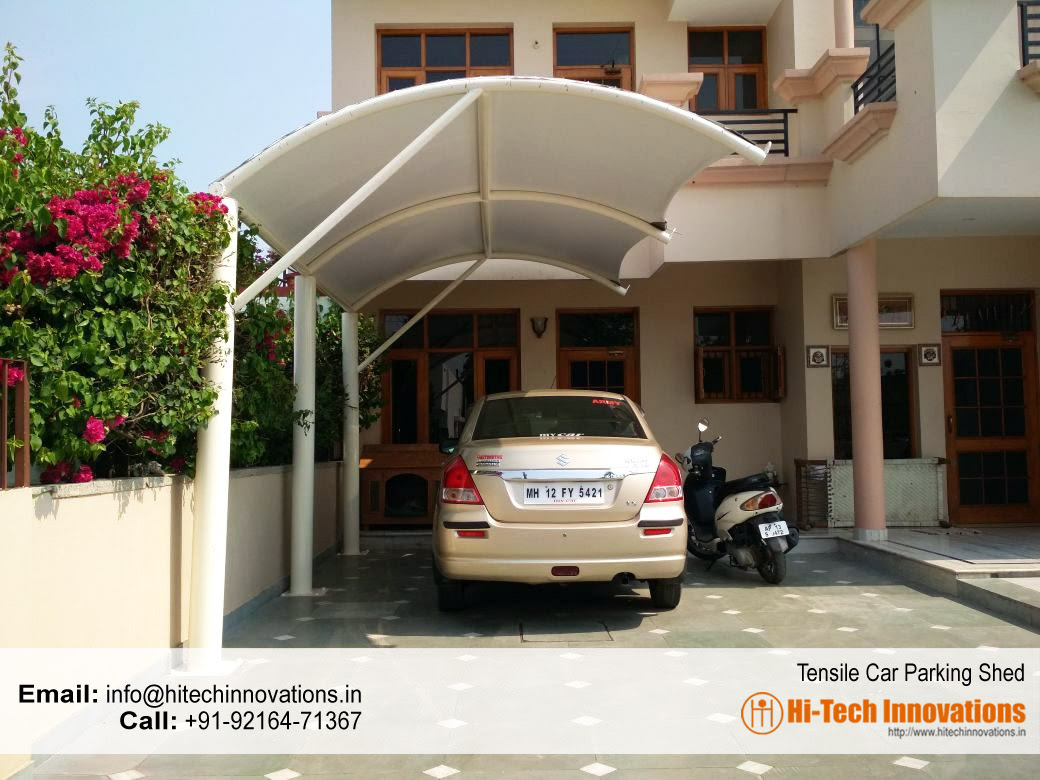 Car Shed Manufacturer In Chandigarh Mohali Panchkula Ludhiana