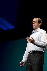 "Roberto Chinnici, Technical General Session ""Intelligent Design: The Pervasive Java Platform"" on June 2, JavaOne 2009 San Francisco"