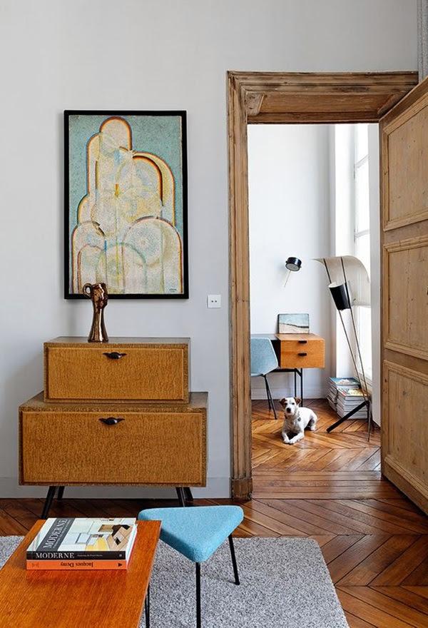 Creative Wood Floor Paint Decoration Art Works (4)