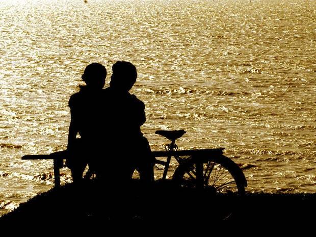 Relacionamento duradouro é construído através da intimidade (Foto: Renato Chalu/O Liberal)