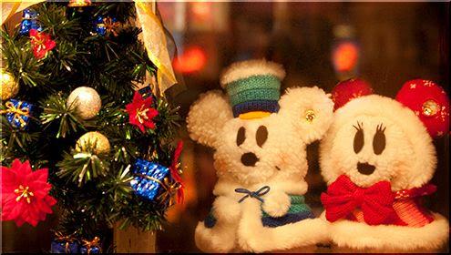 ディズニークリスマス2018お土産グッズフードメニューショー