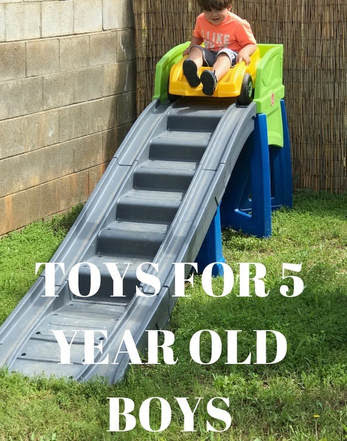 Best Gifts And Toys For 5 Year Old Boys Favorite Top Gifts