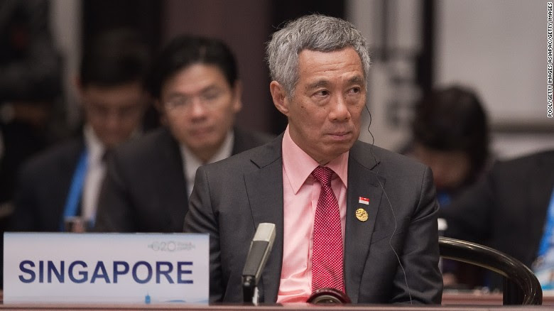 Singapore has been stunned by a public dispute between Prime Minister Lee Hsien Loong and his siblings.