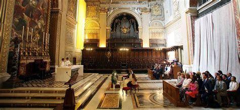 Wedding ceremonies in Italy: civil religious and symbolic