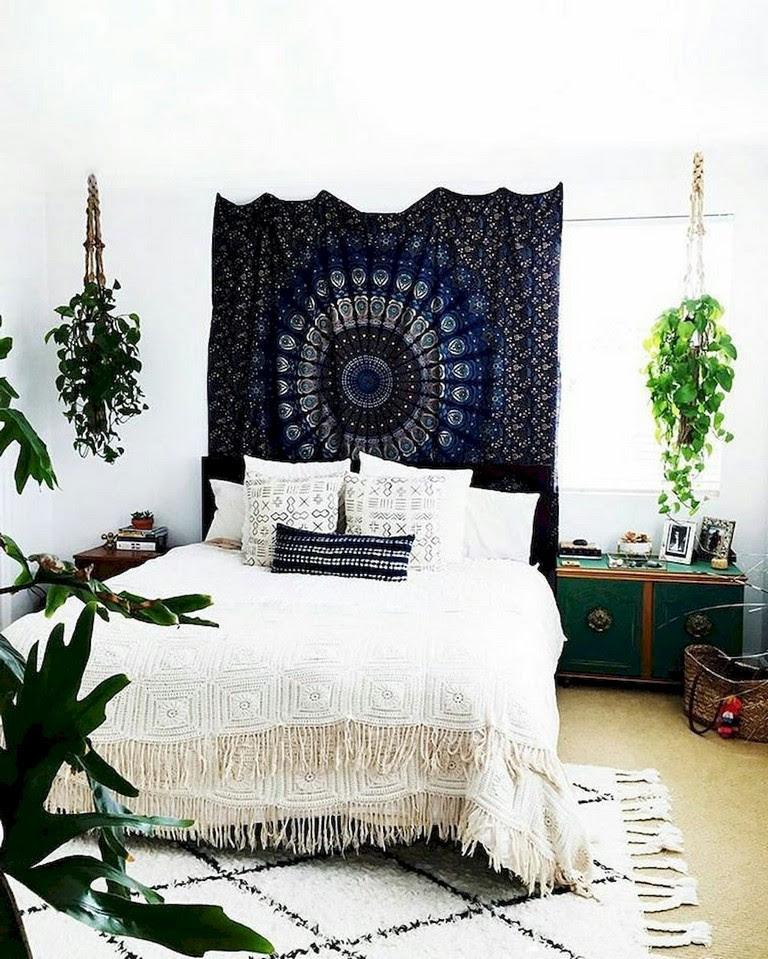 89 Cozy iRomantici iBohemiani Style iBedroomi Decorating