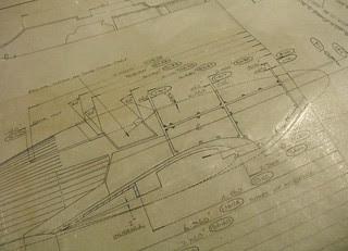 Airfix Hurricane Plan