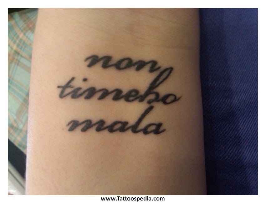 Meaningful Bible Verses Tattoos 8