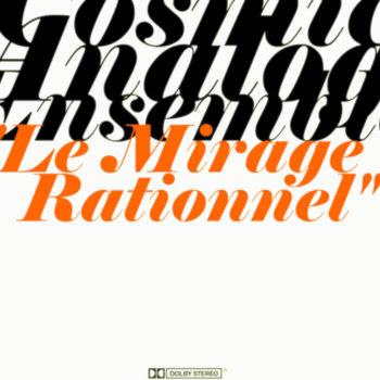 """""""Le Mirage Rationnel"""" cover art"""