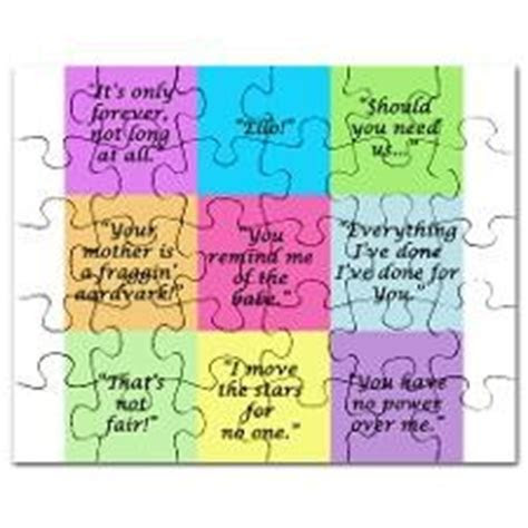 Life Jigsaw Puzzle Quotes