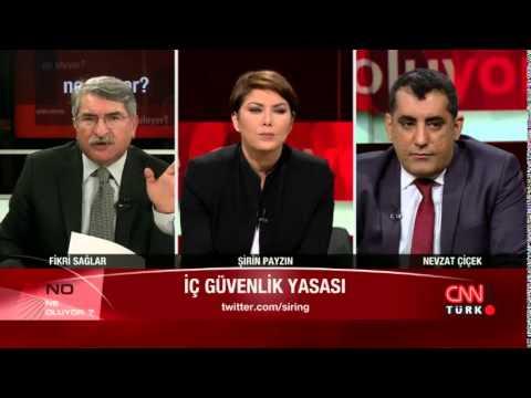 """Gazeteci İsmail Saymaz ile Elif Çakır'ın hararetle tartıştığı """"Kabataş Görüntüleri"""" programa damgasını vurmuştu"""