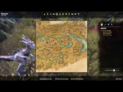 Deshaan Schatzkarte Iv 4 Treasure Map Iv Elder