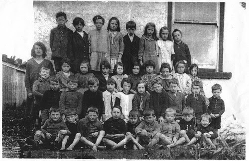 Aghamackalinn National School, County Monaghan, Ireland (1932)