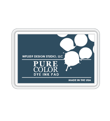 Wplus9 PURE COLOR Nautical Navy Dye Ink
