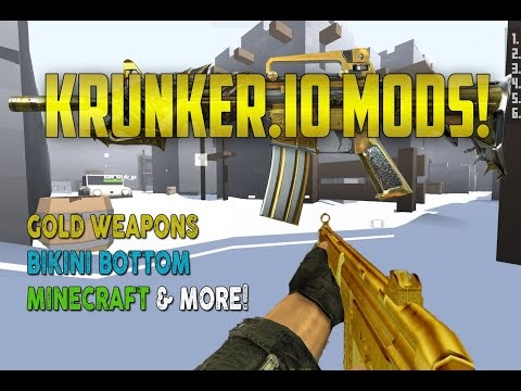 Krunker Mods - Aimbot jpeg On Fortnite