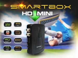 SMARTBOX HD MINI NOVA ATUALIZAÇÃO - 29/01/2015