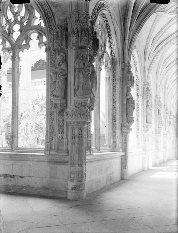 San Juan de los Reyes en los años 20. Fotografía de Otto Wünderlich. © Fototeca del Patrimonio Histórico