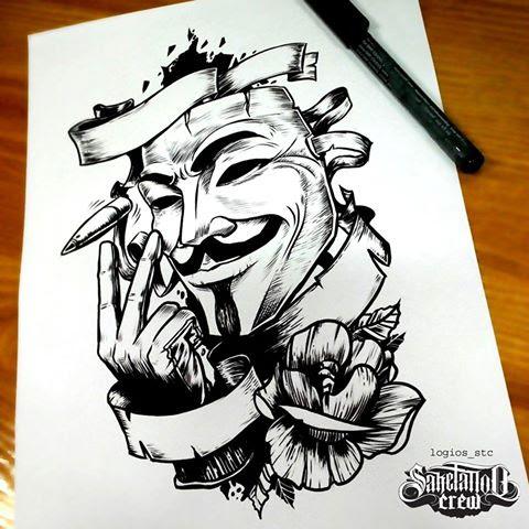 88 Free Tattoo Ideas Vendetta Hd Tattoo Images Tatto