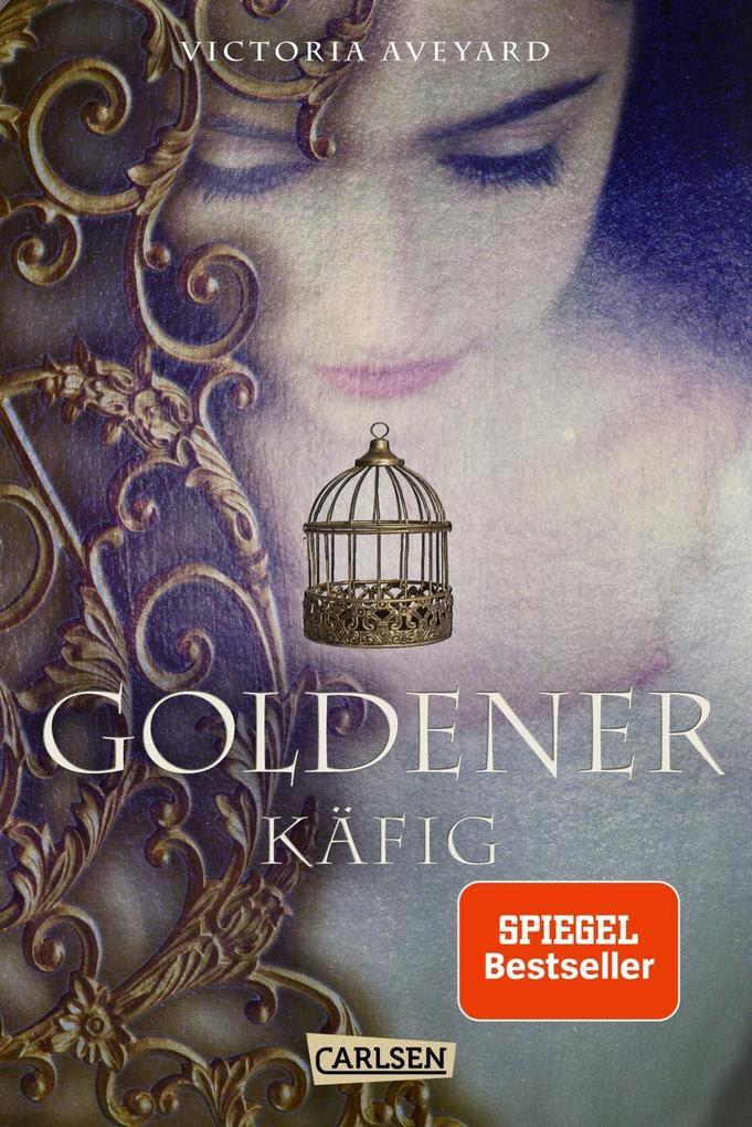 Die Farben des Blutes 03: Goldener Käfig als Buch