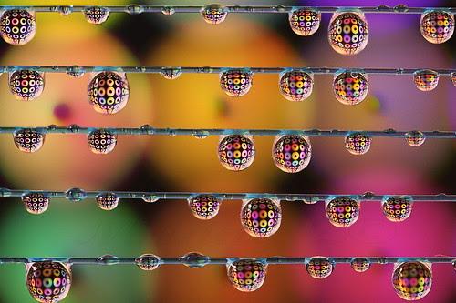 Saturated colour spectrum