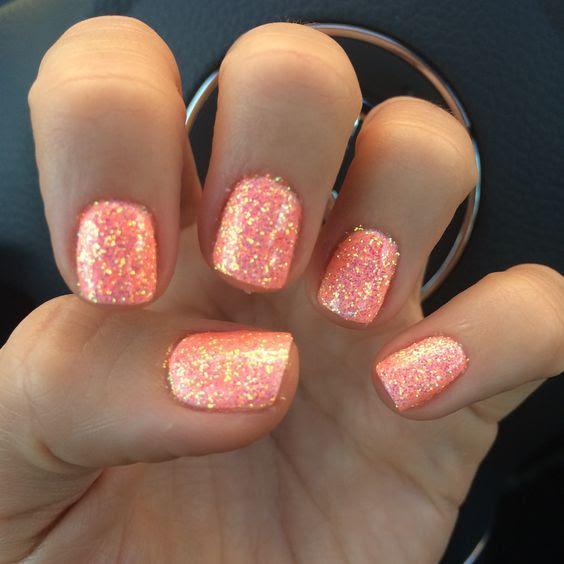 Gel Nails Colors Ideas